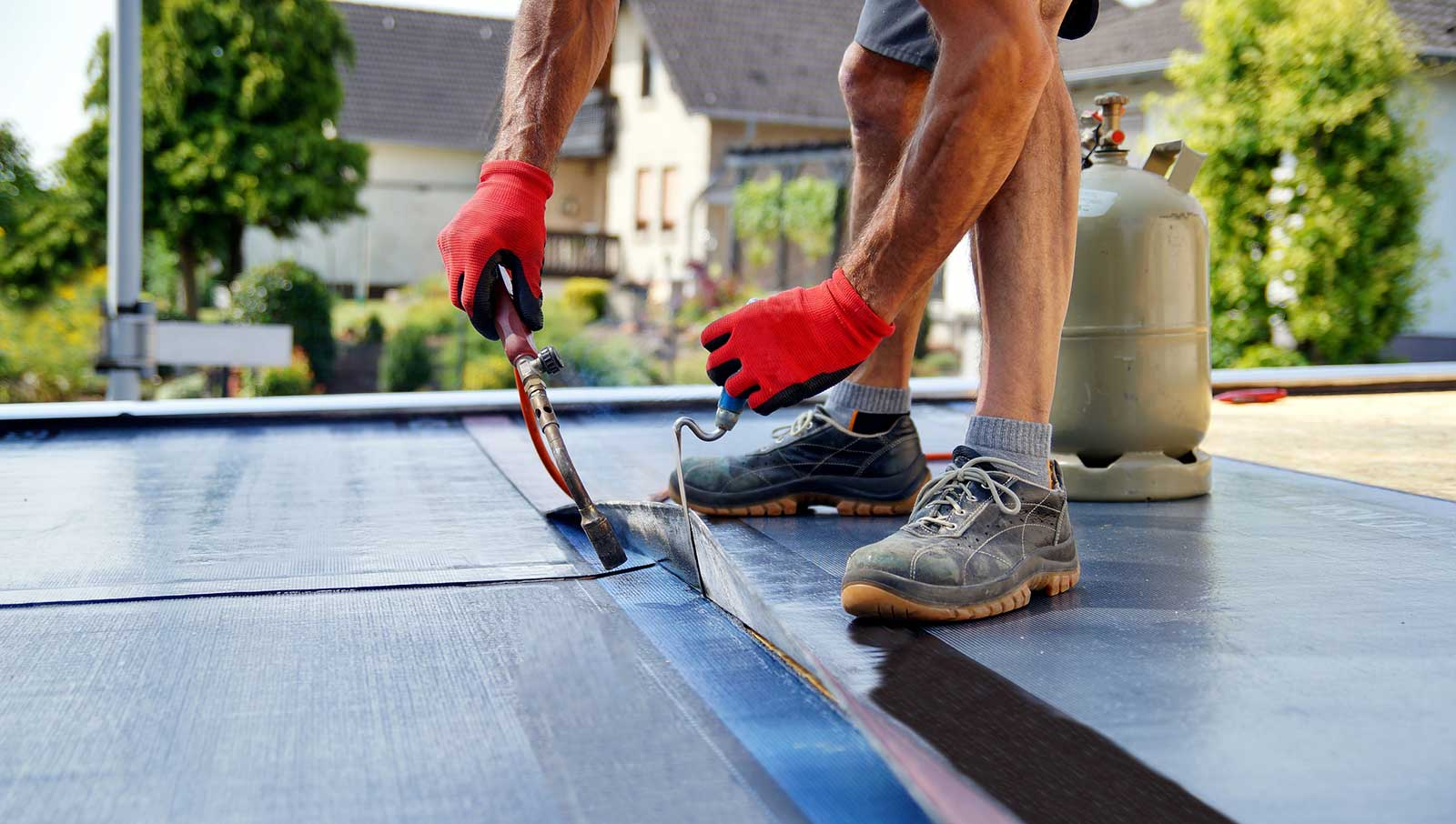 Flat Roof Ottawa services